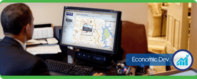 economic Tablet Cell Phone, navigate, PointsMap, Features, map, internal wayfinding